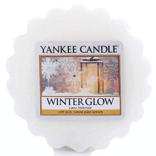 Yankee Candle Winter Glow Duftwachs Tart 22g