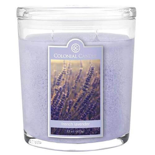 Colonial Candle French Lavender 623g