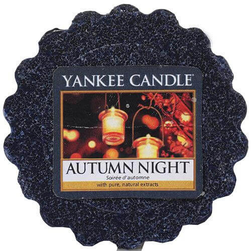 Yankee Candle Autumn Night 22g