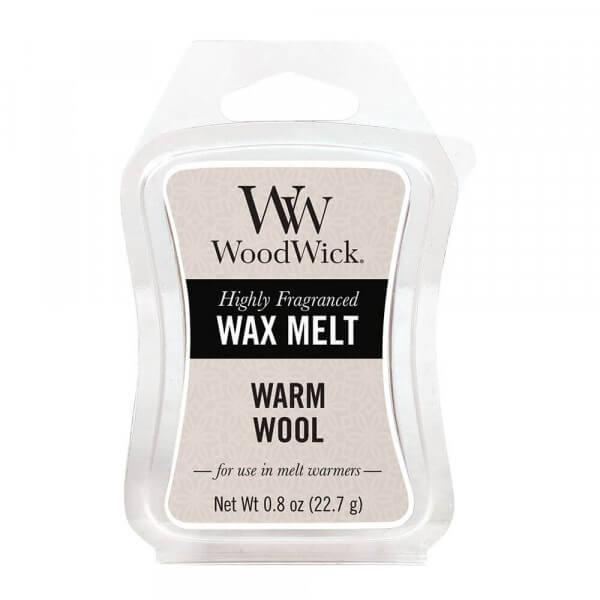Warm Wool Wax Melt 22,7g von Woodwick