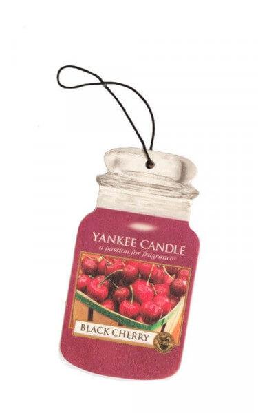 Yankee Candle - Car Jar Black Cherry