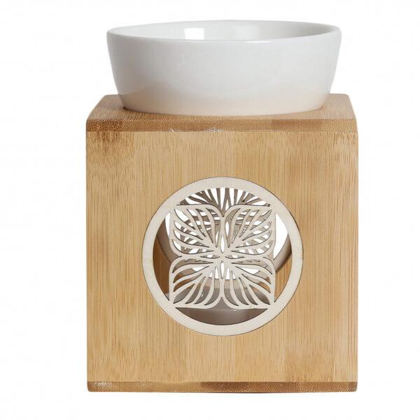 Duftlampe Zen Bamboo Lotus