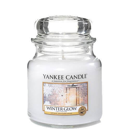 Yankee Candle Winter Glow 411g