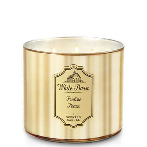 Bath & Body Works Praline Pecan 411g