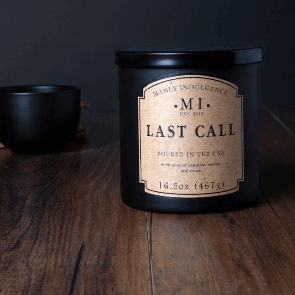 Duftkerze Last Call - 467g