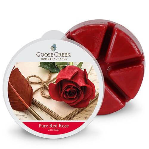Goose Creek Candle Pure Red Rose 59g