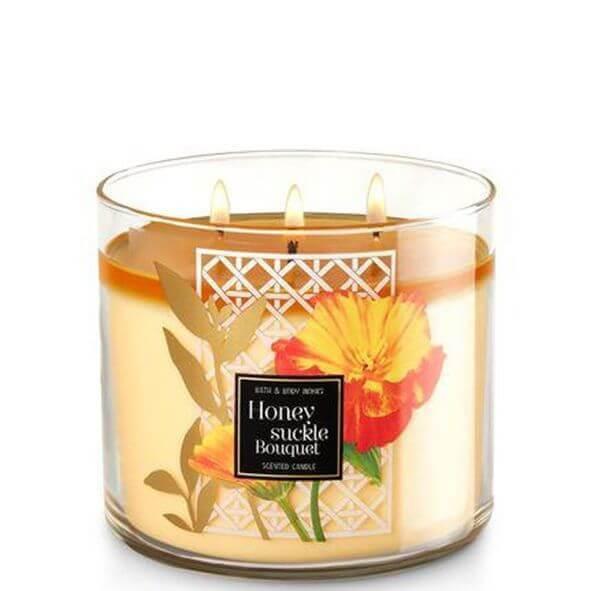 Bath & Body Works Honeysuckle Bouquet 411g