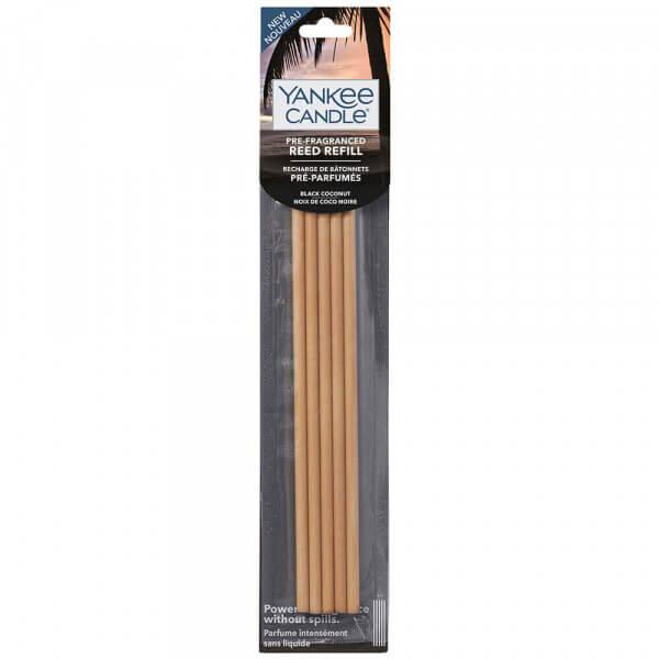 Pre Fragranced Reed Diffuser Refill - Black Coconut