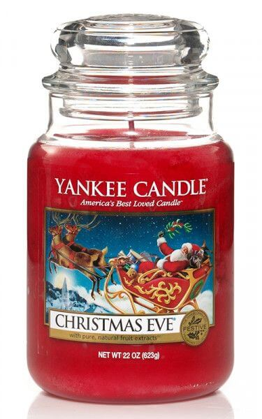 Yankee Candle Christmas Eve 623g