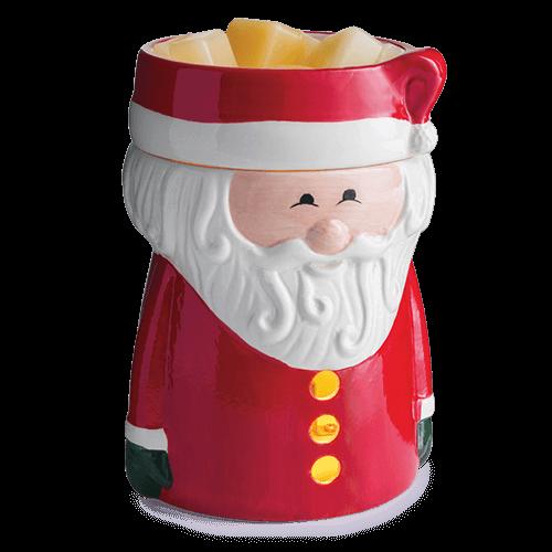 Santa Claus Duftlampe elektrisch