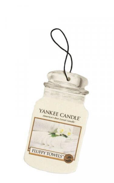 Yankee Candle - Car Jar Fluffy Towels