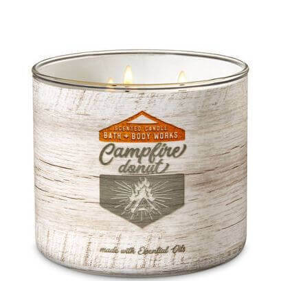 Campfire Donut 411g von Bath and Body Works