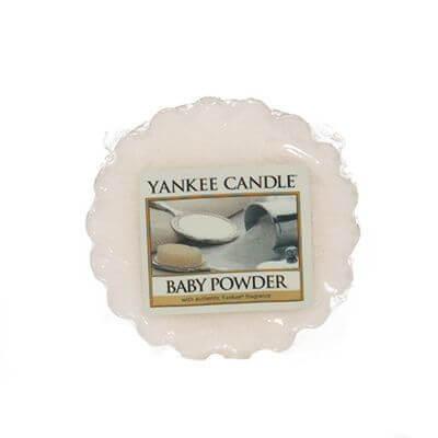 Yankee Candle Duft-Tart Baby Powder