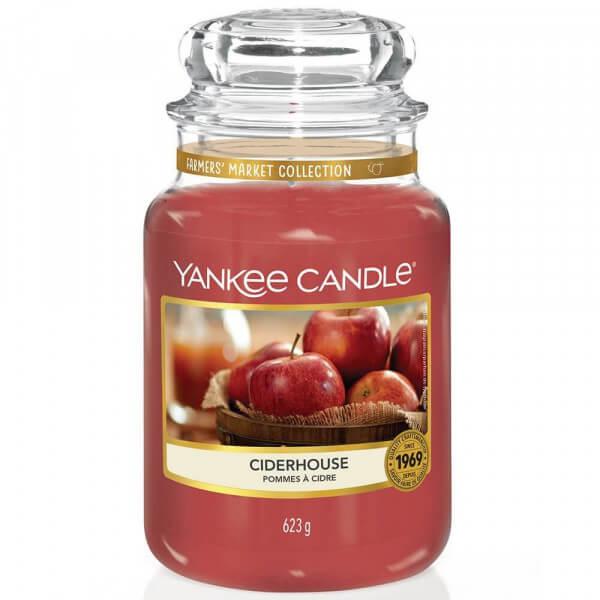 Ciderhouse 623g von Yankee Candle