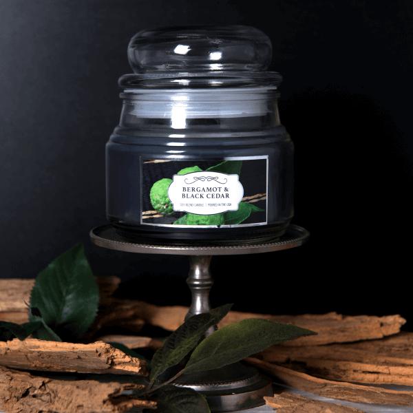 Duftkerze Bergamot & Black Cedar Terr - 255g