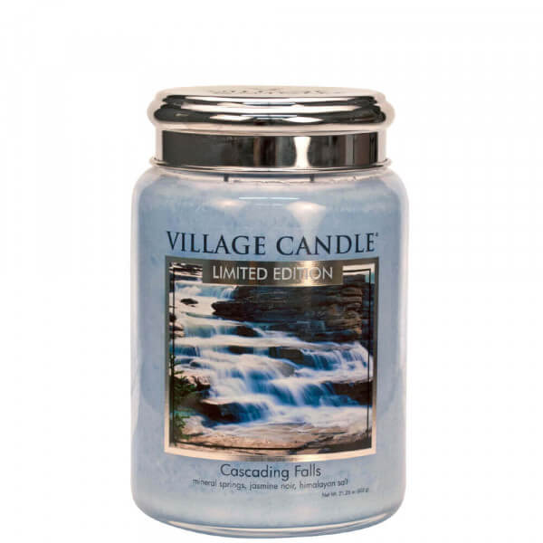 Village Candle Cascading Falls