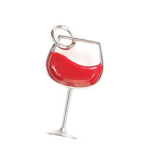 Yankee Candle Motiv-Anhänger - Weinglas