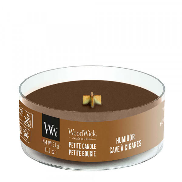 Humidor Petite Candle 31g von Woodwick