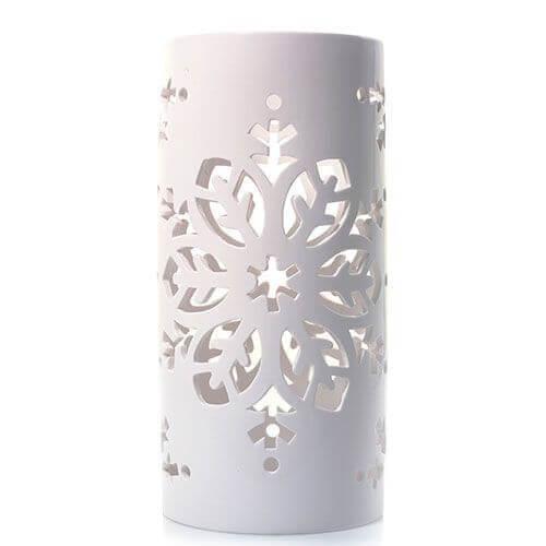 Yankee Candle Winter Flurries Large Jar Holder 411g & 623g