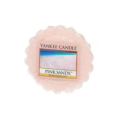 Yankee Candle Duft-Tart Pink Sands