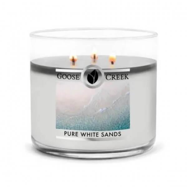 Pure White Sands 411g (3-Docht)