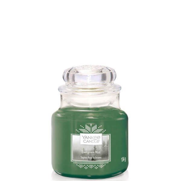 Evergreen Mist 104g von Yankee Candle