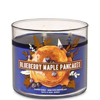 Blueberry Maple Pancakes 411g von Bath and Body Works
