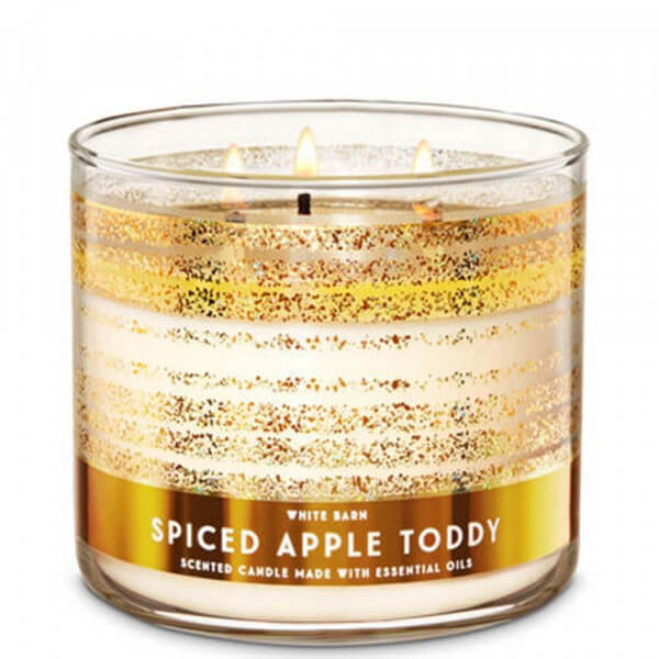 Spiced Apple Toddy 411g von Bath and Body Works
