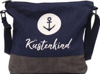Umhängetasche 028 (Küstenkind navy)