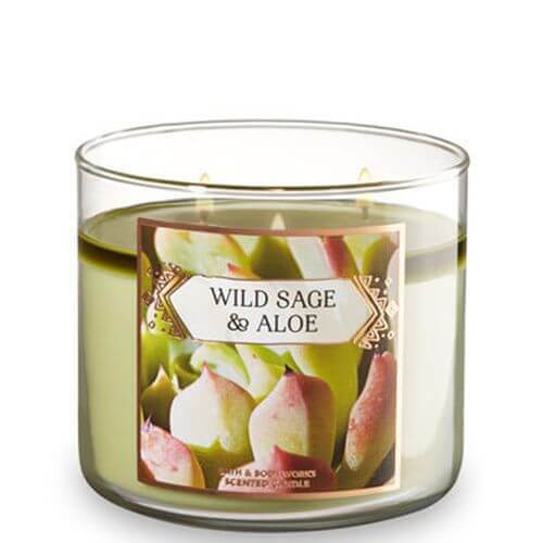 Bath & Body Works - Wild Sage & Aloe 411g