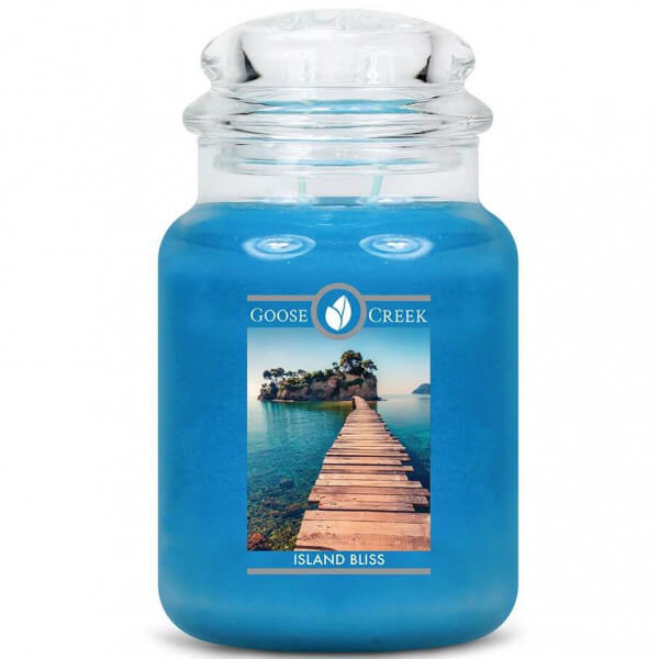 Goose Creek Island Bliss 680g Jar