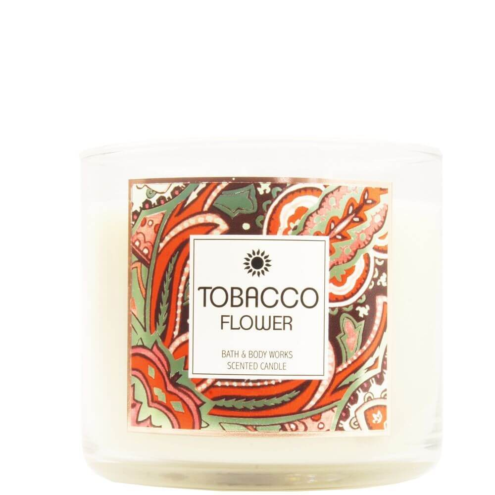 bath body works tobacco flower 411g candle dream. Black Bedroom Furniture Sets. Home Design Ideas