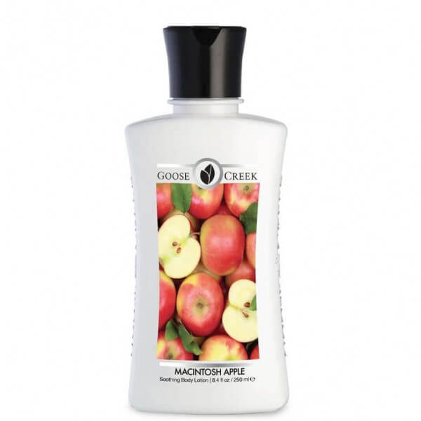 Body Lotion - Macintosh Apple - 250ml Goose Creek Candle
