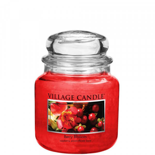 Village Candle Berry Blossom 453g