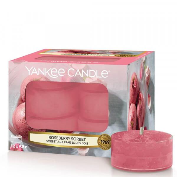 Roseberry Sorbet 12 St. von Yankee Candle