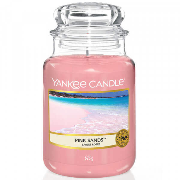 Yankee Candle Pink Sands 623g