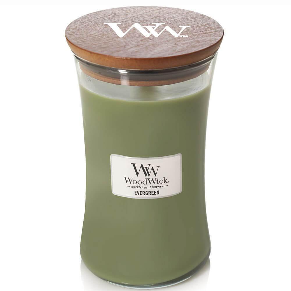Evergreen 610g von Woodwick online bestellen | Candle-Dream