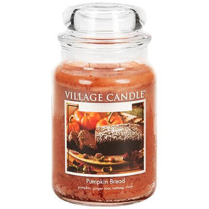 Village Candle Pumpkin Bread 626g