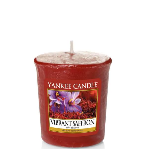 Vibrant Saffron 49g - Yankee Candle