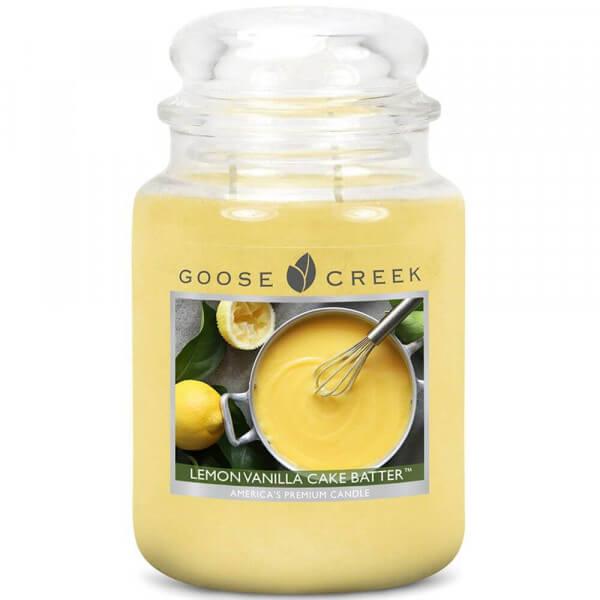 Goose Creek Lemon Vanilla Cake Butter 680g