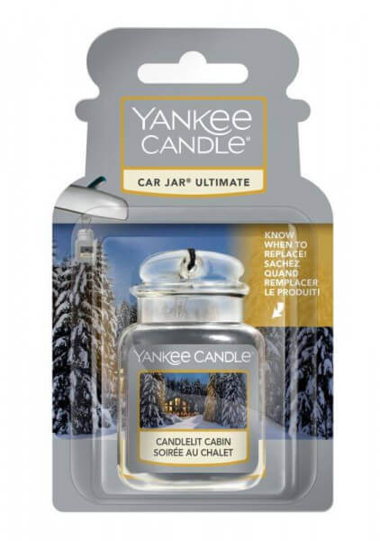 Car Jar Ultimate Candlelit Cabin