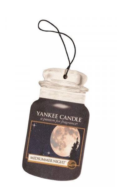 Yankee Candle - Car Jar Midsummers Night