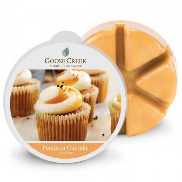 Pumpkin Cupcake 59g von Goose Creek Candle