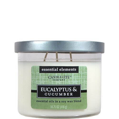 Candle-Lite Eucalyptus & Cucumber 420g