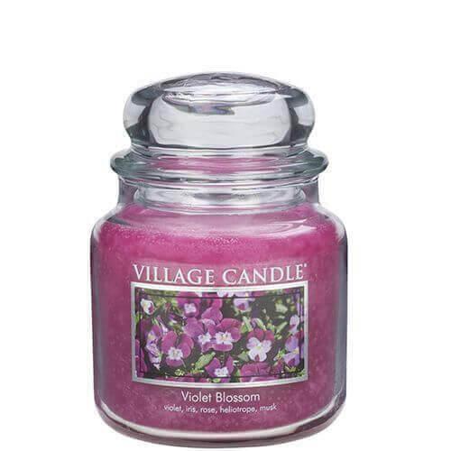 Village Candle Violet Blossom 453g