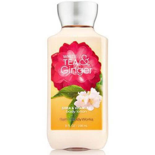 Bath & Body Works - White Tea & Ginger Body Lotion 236ml