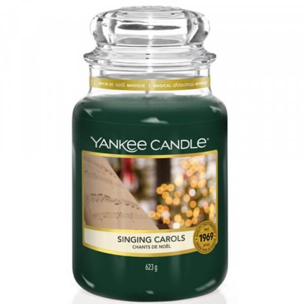 Singing Carols 623g von Yankee Candle