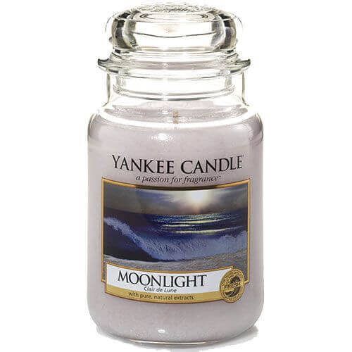 Yankee Candle Moonlight 623g