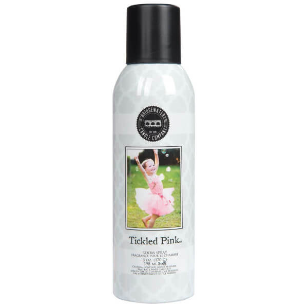 Tickled Pink Room Spray - Bridgewater