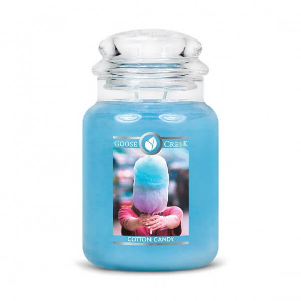 Goose Creek Candle Cotton Candy 680g 2-Docht Duftkerze